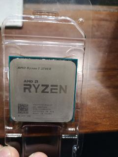 Procesador Amd Ryzen 2700x