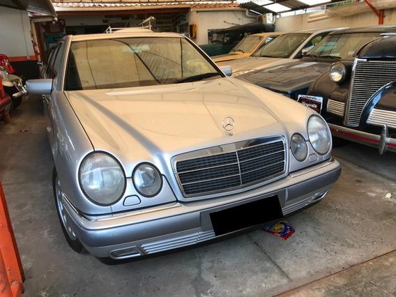 Mercedes E420 Elegance Muito Conservada 2* Dono Impecável