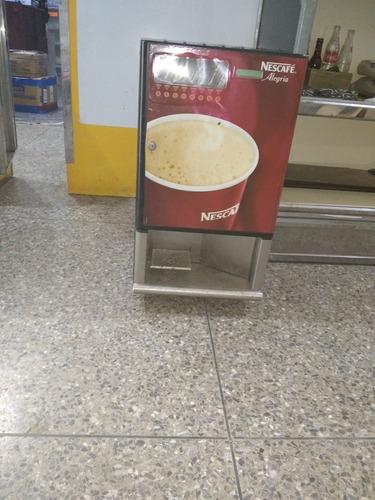 Imagen 1 de 2 de Máquina Café Cafetera Nescafé Para Trabajar