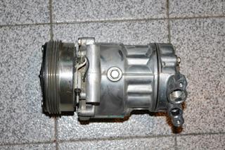 Compresor De Aire Acondicionado Clio 2 1.2 16v D4f Original