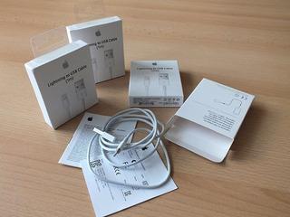 Cabo Original iPhone Dados Usb iPhone 5-5s-5c-6-6plus-6s