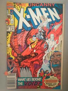 The Uncanny X Men #284 Marvel Comics