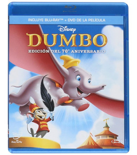 Dumbo Blu Ray 1941 Disney