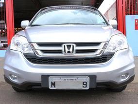 Honda Cr-v 2.0 Exl 4x4 Aut. 5p 2010 Prata