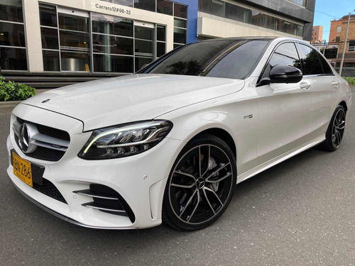 Mercedes-benz Clase C C43 Amg 386 Hp