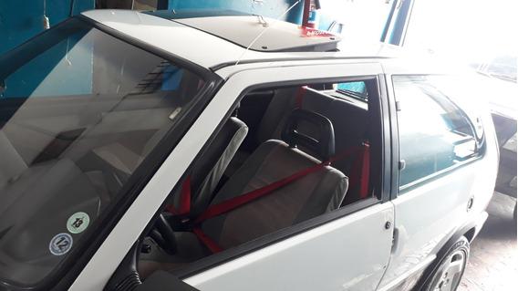Fiat Uno 1.6r Completo Com Teto