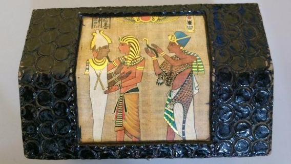 Caixa Joias Egito