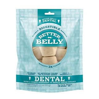 Mejor Vientre Dentales Pequeños Huesos De Cuero Crudo De Alt