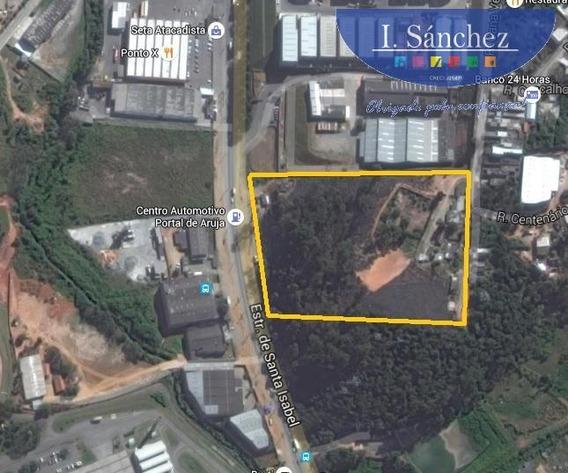 Área Para Venda Em Itaquaquecetuba, Jardim Silvestre - 625