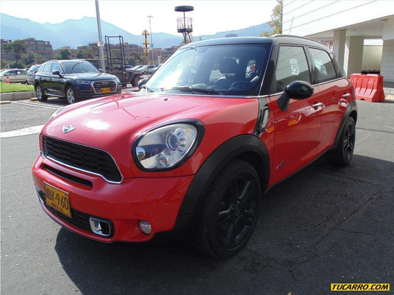 Mini Cooper S Countryman 1.6 Mt