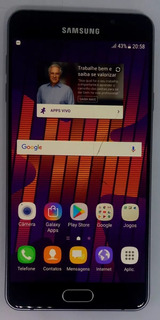 Samsung A7 Duos A710m/ds 16gb Original Nota Fiscal