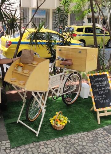 Imagem 1 de 4 de Food Bike Super Nova