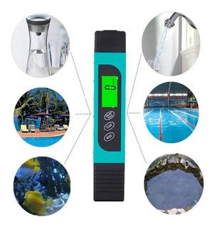 Medidor 3 En 1 Tds Ec Temperatura Conductimetro Calidad Agua