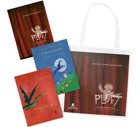 Livro Kit Bolsa De Leitura Maria Clara Machado