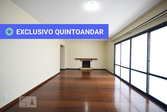 Apartamento No 11º Andar Com 4 Dormitórios E 2 Garagens - Id: 892961556 - 261556