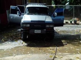 Toyota Samurai Softride 92