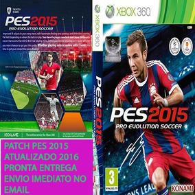 Sensacional Patch Pes 2015 Xbox360 ! Envio Via E-mail