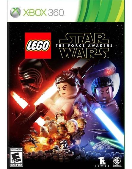 Lego Star Wars O Despertar Da Força - Xbox 360 - Novo