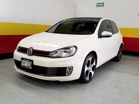 Volkswagen Golf Gti 2.0 3p Dsg At 2013 (mexcar)