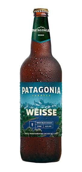 Cerveja Patagonia Weisse 740ml