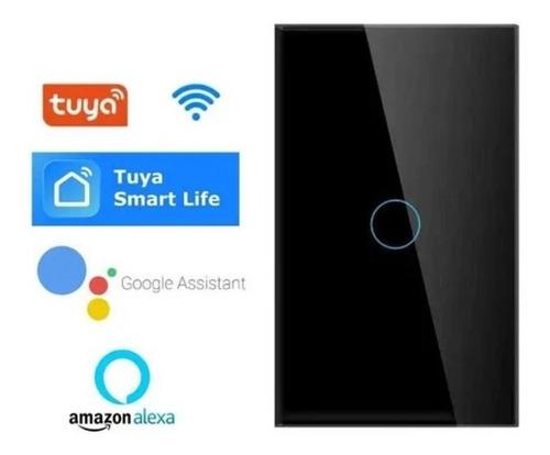Interruptor Tactil Wifi Inteligente (1 Boton)