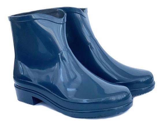 Bota De Lluvia Dama 6700 Calzados Roberto