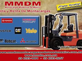 Montacargas Toyota 2014 2.5 Toneladas Sas Yale Hyster Nissa