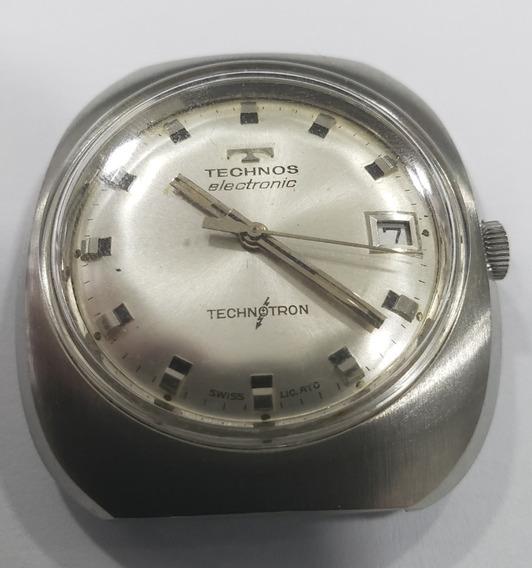 Relógio Antigo Technos Electronic Technotron