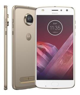 Smartphone Motorola Moto Z2 Play 64gb Dual Xt1710 Vitrine