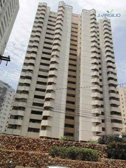 Apartamento Com 4 Quartos À Venda Em Goiânia/go - Ap0116