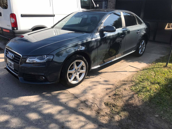 Audi A4 2.0 Attraction Tfsi 211cv Multitronic 2012