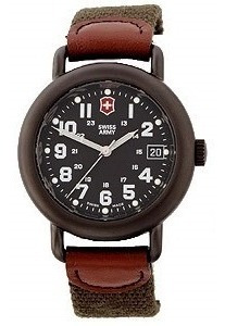 Relógio Swiss Army Cavalry Gunmetal - Unissex - 31mm