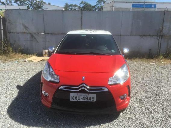 Citroën Ds3 1.6 Thp Sport Chic 3p 2012