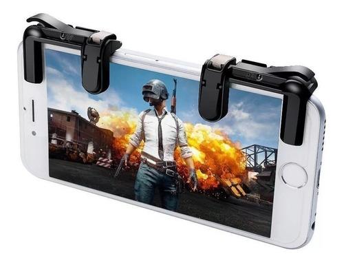 Joystick  Botones Gatillos Celular Fortnite Freefire Febo
