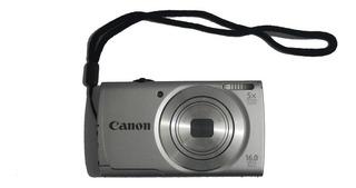 Camara Canon Powershot A2500 16 Mpx En Perfecto Estado
