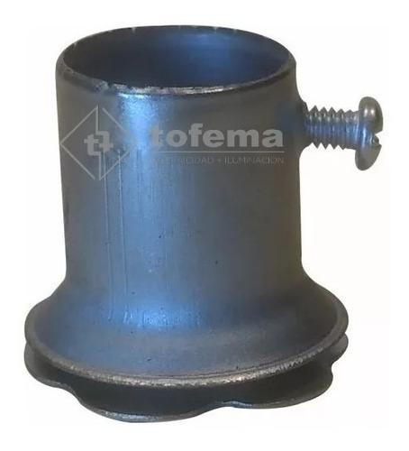 Imagen 1 de 5 de Conector Metalico Para Electricidad 7/8 X 100 Unid - Tofema.