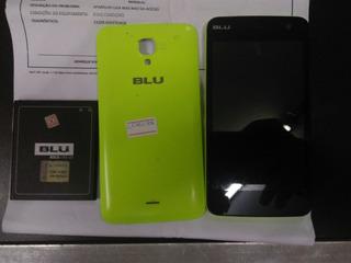 Blu Studio C Mini D670l Verde