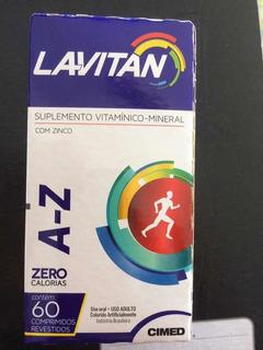 Lavitan A/z C/60 Comprimidos.