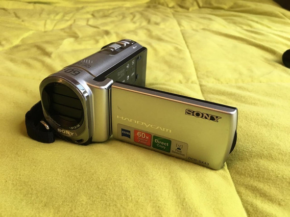 Filmadora Handycam Dcr-sx43 Touch Screen