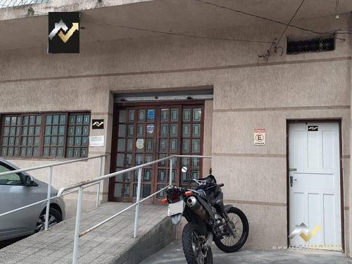 Salão Para Alugar, 400 M² Por R$ 6.000/mês - Jardim Bela Vista - Santo André/sp - Sl0147