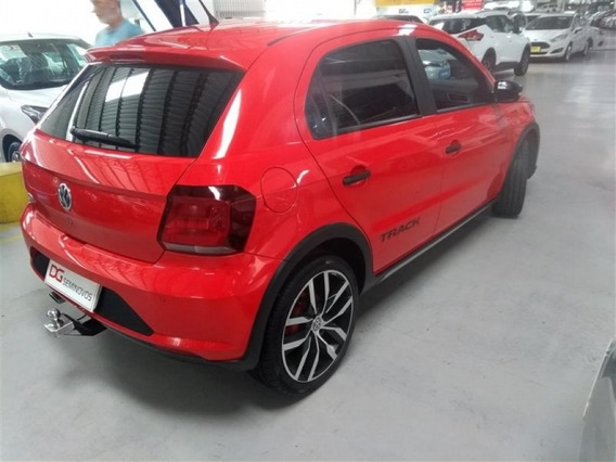 Gol 1.0 12v Mpi Totalflex Track 4p Manual 18400km