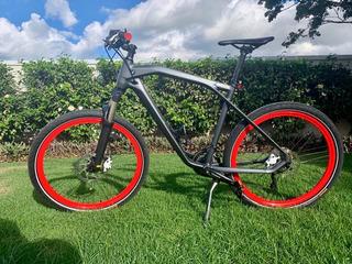 Bicicleta Bmw Cruise M Aro 26, Motorsport