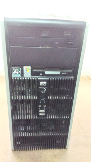 Cpu Hp Compaq Dc5750 Microtower - Hd 80 Gb - Usada