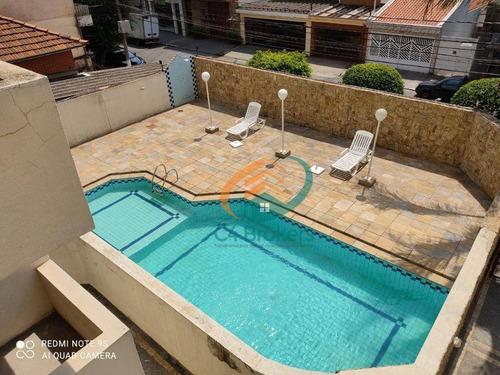 Apartamento Com 3 Dormitórios À Venda, 85 M² Por R$ 750.000,00 - Tatuapé - São Paulo/sp - Ap3869