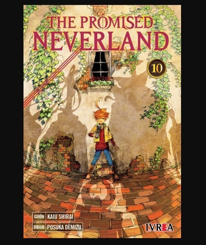 Imagen 1 de 1 de Manga The Promised Neverland Tomo 10 - Argentina