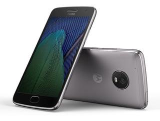 Celular Motorola Moto G5 Plus Ds Octa-core 4g 32 Gb Plata