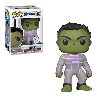 Muñeco Funko Pop 463 Infinity War 2 Hulk Original!!