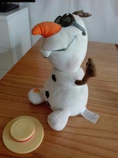 Olaf Muñeco A Reparar, Frozen, Original, Usa