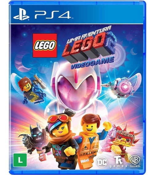 The Lego Movie 2 Videogame Ps4 Midia Fisica