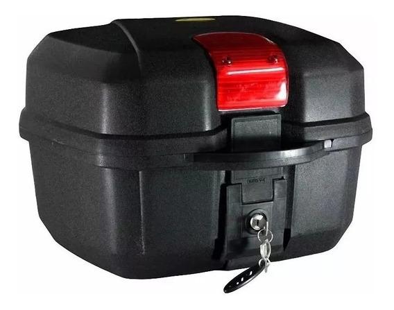 Baul Trasero Moto 36 Litros 1 Casco Reforzado 516 - Full Fas